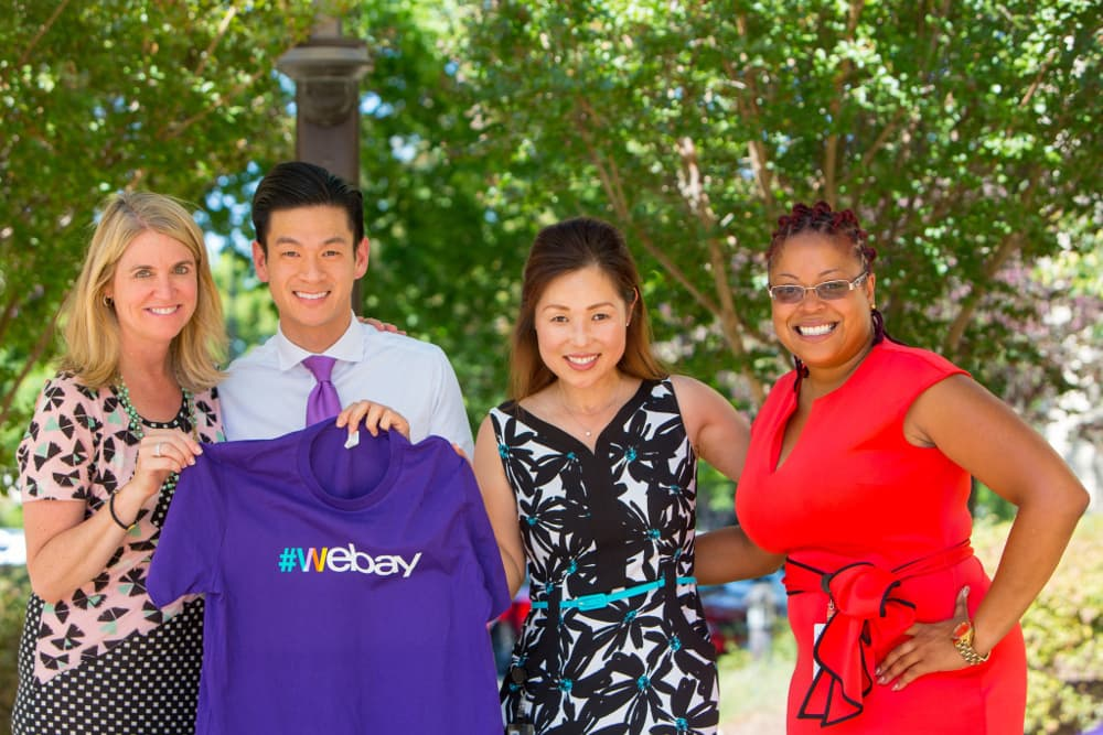 California Assemblyman Low Joins eBay Employees in