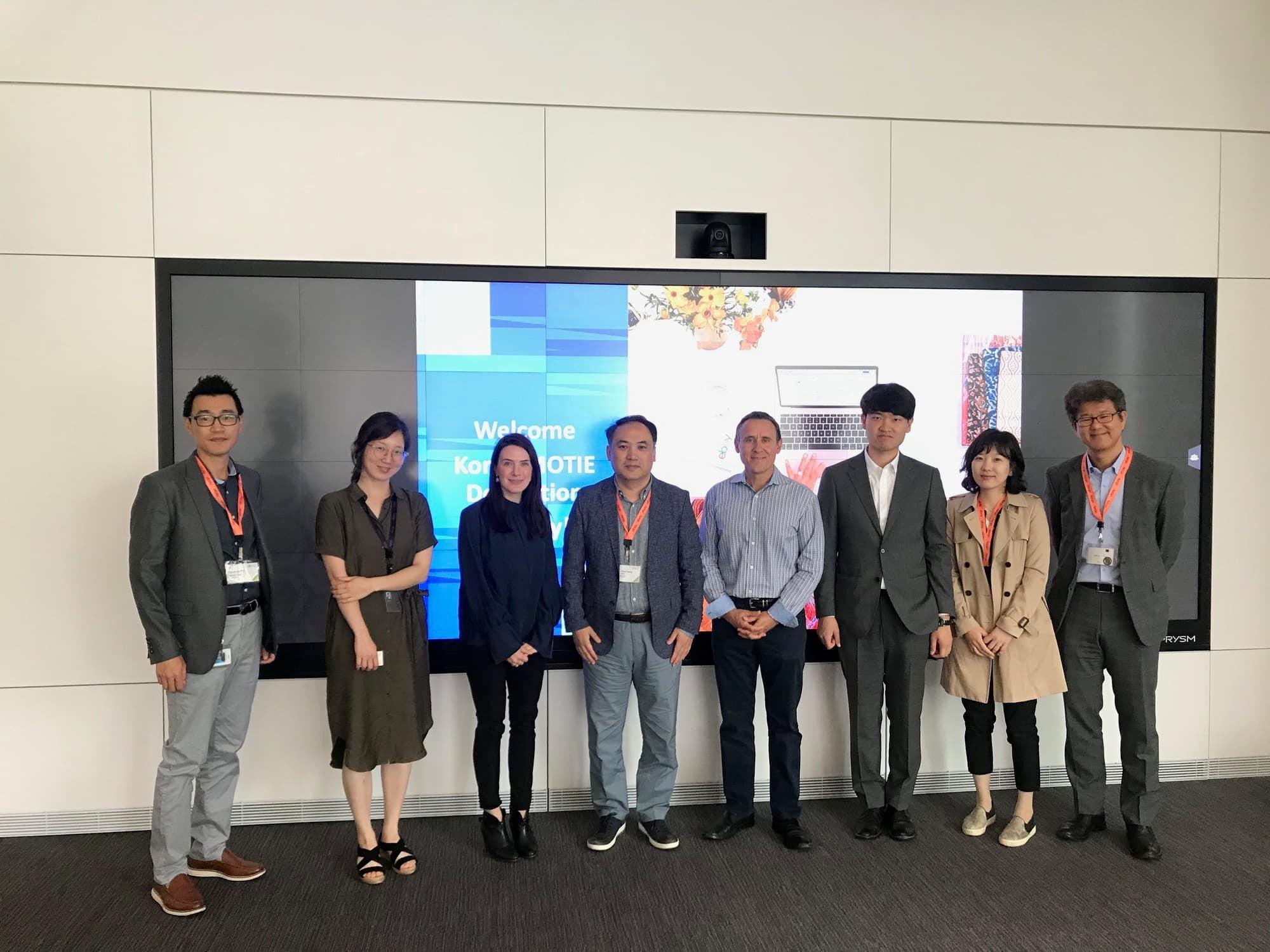 Ebay Hosts Korean Delegation Ebay Main Street
